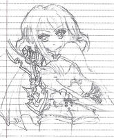 Another Orig. Char. Sketch by storph