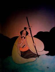 Kabuki by underwoodwriter