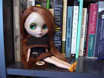 blythe doll by ohrachelleigh