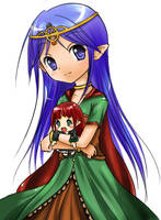 princess by pongkoy