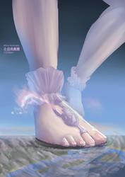 Miho's Sandal by Iodain
