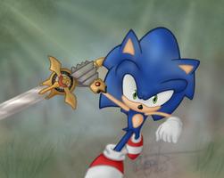..Knight of the Wind.. by OddballOreo