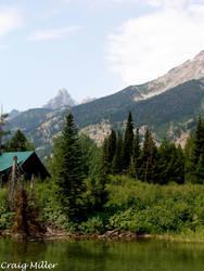 Cabin in the woods by fargo41