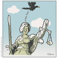 Justicia by Ekhi-Guinea