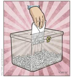 Democracia by Ekhi-Guinea