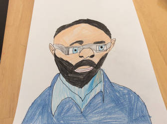 Pretty average Vsauce fanart by Gamecubeboy2005