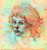 Children Head study by SILENTJUSTICE