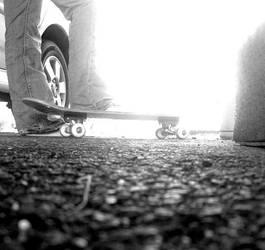 skateboard by beautifulbeats