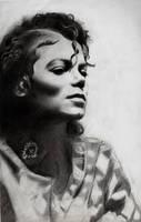 Michael Jackson freehand 2010 by krisiD