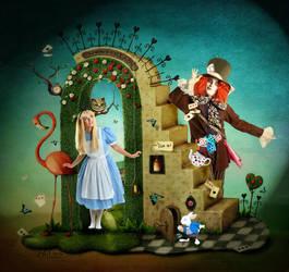 Wonderland by OhLizz