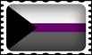 Demisexual  Pride Stamp by lovemystarfire