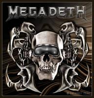 Saphirot - Megadeth Restyle II by Saphirot