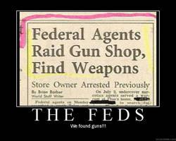 Gun Control Demotivator by Freyad-Dryden