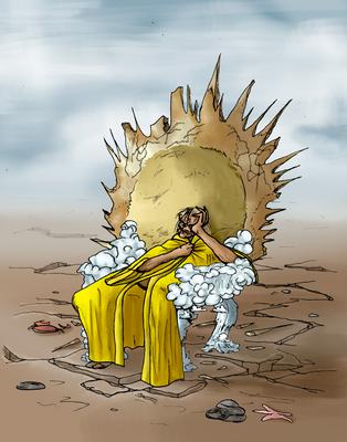 Samael, The Yellow Emperor by Freyad-Dryden