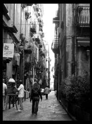 Napoli .6 - leaving it behind by DiJoU