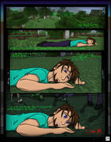 Minecraft: The Awakening Pg39 by TomBoy-Comics