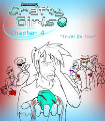 CraftyGirls Chapter 4 Cover by TomBoy-Comics