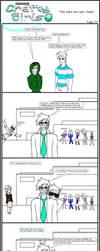 Minecraft Comic: CraftyGirls Pg 77 by TomBoy-Comics