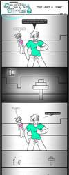 Minecraft Comic: CraftyGirls Pg 87 by TomBoy-Comics