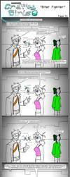 Minecraft Comic: CraftyGirls Pg 91 by TomBoy-Comics