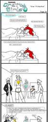 Minecraft Comic: CraftyGirls Pg 94 by TomBoy-Comics