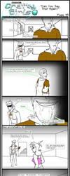 Minecraft Comic: CraftyGirls Pg 95 by TomBoy-Comics