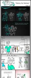 Minecraft Comic: CraftyGirls Pg 98 by TomBoy-Comics