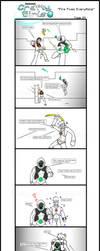 Minecraft Comic: CraftyGirls Pg 99 by TomBoy-Comics