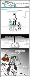 Minecraft Comic: CraftyGirls Pg 100 by TomBoy-Comics