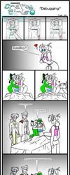 Minecraft Comic: CraftyGirls Pg 101 by TomBoy-Comics