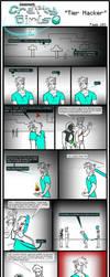Minecraft Comic: CraftyGirls Pg 103 by TomBoy-Comics