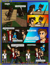 SkyArmy Origins Chapter 2 - 15 by TomBoy-Comics