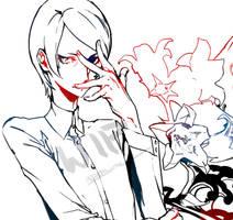 Yusuke_wip by MadiBlitz