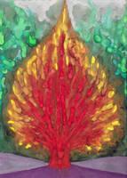 Flame by wojtekkowalski58