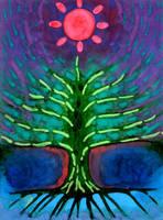 Electric Tree by wojtekkowalski58