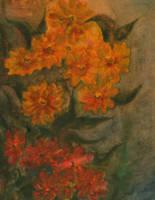 Flowers 5 by wojtekkowalski58