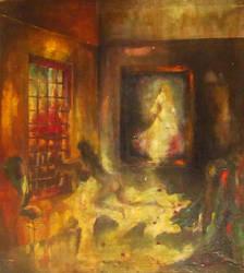 White Lady by wojtekkowalski58