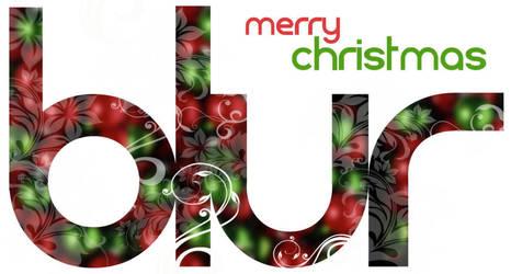 Blur christmas by tripus