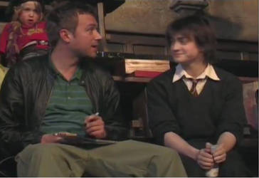 Harry Potter meets Gorillaz by tripus