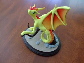 Lee's Dragon by NinjaLizzard