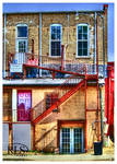 Building of Color by Alabamaphoto