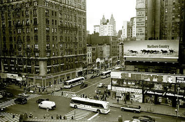 72nd and Broadway by dmack