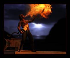 Fire by Mavrosh