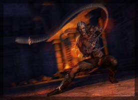 Deadly Dance by Mavrosh