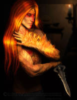 Ginger: Of Fire And Daggers by Mavrosh