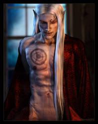 White Warlock by Mavrosh