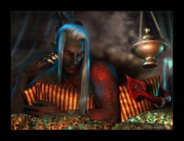 The Black Devil by Mavrosh