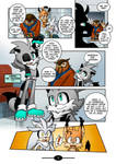 ''Heroes come back'' Chapter 1 Page 9 by FinikArt