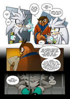 ''Heroes come back'' Chapter 1 Page 12 by FinikArt