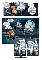 ''Heroes come back'' Chapter 2 Page 2 by FinikArt